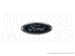 Iharos és Goller - FordFord Fusion 2002-2005 (FORFus   1) - 1140508 - Embléma FORD első (OE)