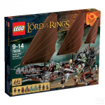LEGO - The Lord of the Rings - A Gyűrűk Ura - 79008 - Rajtaütés a kalózhajón