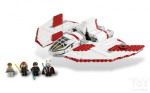 LEGO - Star Wars - 7931 - T-6 Jedi Shuttle™