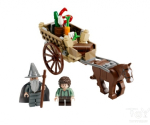 LEGO - The Lord of the Rings - A Gyűrűk Ura - 9469 - Gandalf™ megérkezik