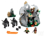 LEGO - The Lord of the Rings - A Gyűrűk Ura - 9472 - Támadás Weathertop™ ellen