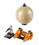 LEGO - Star Wars - 9678 - Twin-pod Cloud Car™ & Bespin™