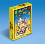 Piatnik -  - 702105 - HappyBirthday!
