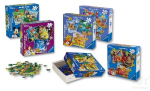 Ravensburger -  - 94330 - Puzzle 6 féle WD3IN1