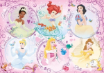 Ravensburger -  - 05286 - Puzzle, 60# Princess